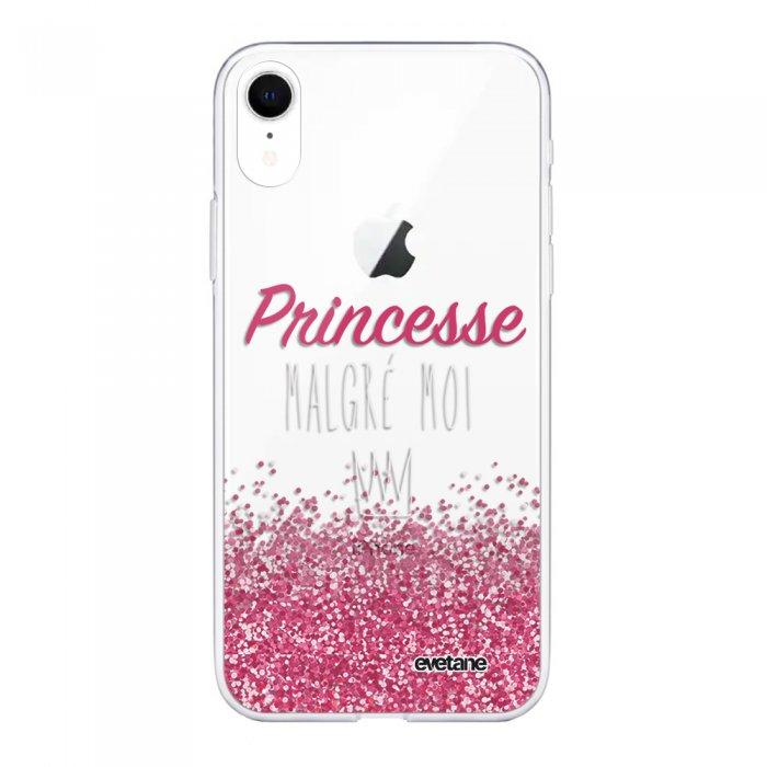 Coque iPhone Xr 360 intégrale Princesse Malgré Moi Tendance Evetane - Coquediscount