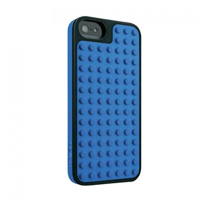 belkin coque license officielle lego noire et bleue pour iphone 5 5s