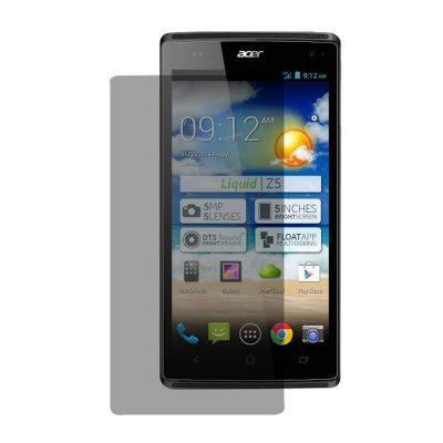 Film protecteur d'écran transparent pour Acer Liquid Z5 Duo