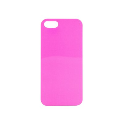 Coque Xqisit iPlate Néon iPhone 5/5S rose