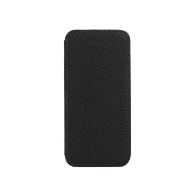 Etui Folio Xqisit iPhone 5C noir