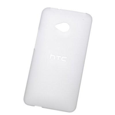 Coque HTC One HC-C843 Transparent (2 p.ecran)