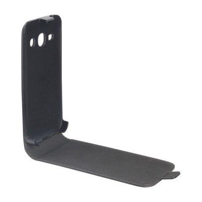Etui Flip Xqisit Flipcover Galaxy Core Plus noir