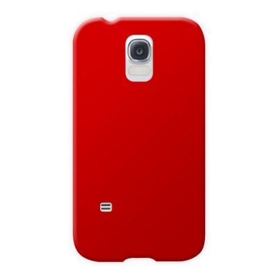 Coque rigide Casy rouge Samsung Galaxy S5 G900