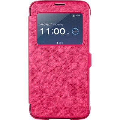Etui à rabat rose pour Samsung Galaxy S5 G900