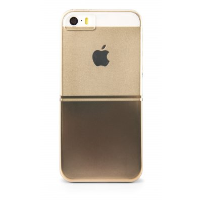 XDORIA COQUE PROTECTION ENGAGE PLUS CHROME GOLD APPLE IPHONE 5/5S