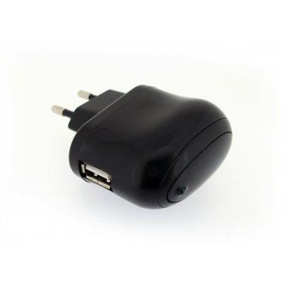 _CHARGEUR DE VOYAGE - USB 500 mA GLOSSY VRAC