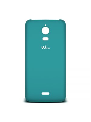 Wiko coque Ultra Slim turquoise d'origine pour Wiko Wax