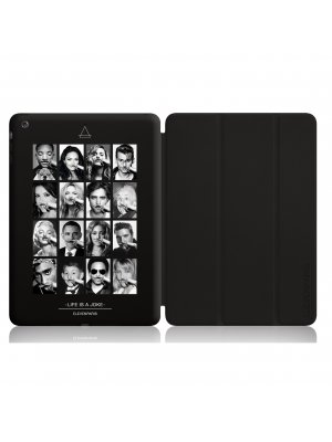 Etui Housse noir Eleven Paris étui all faces noir apple ipad air