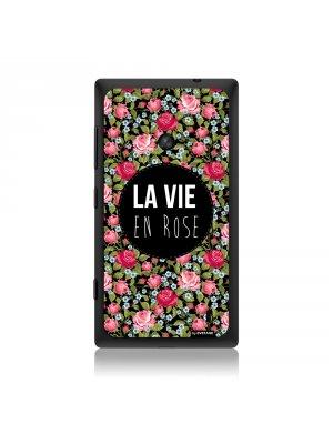 Coque la vie en rose pour Nokia Lumia 520