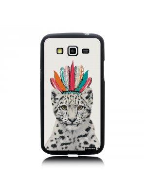 Coque léopard indien pour Samsung Galaxy Core plus G3500