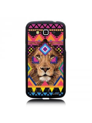 Coque lion azteque pour Samsung Galaxy Core plus G3500