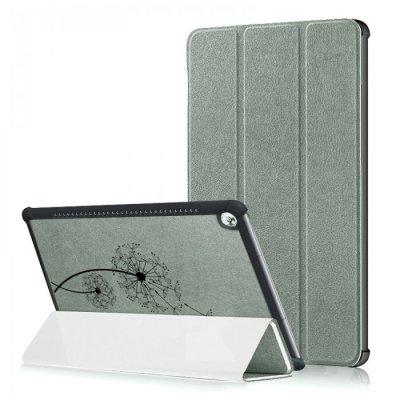Etui Huawei MediaPad T5 10.1 pouces Pissenlit Ecriture Motif Tendance