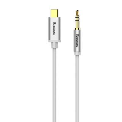 Câble Baseus de 2m pour Type C / mini jack 3,5mm - noir