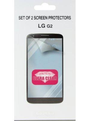 Lot de 2 protections d'écrans pour LG G2