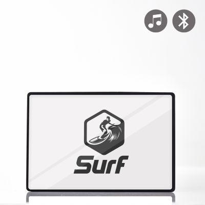 Enceinte bluetooth noire Surf Forever