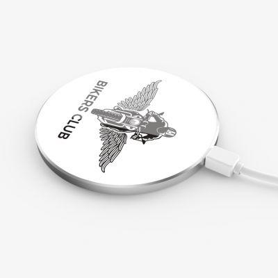 Chargeur sans fil à induction - blanc Moto Forever