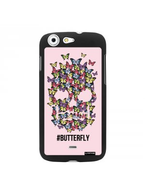 Coque butterfly pour Wiko Stairway