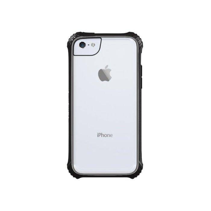 griffin coque survivor clear noir pour iphone 5c