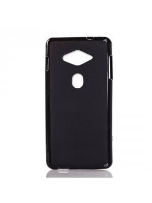 Coque TPU noire pour Acer Liquid E3