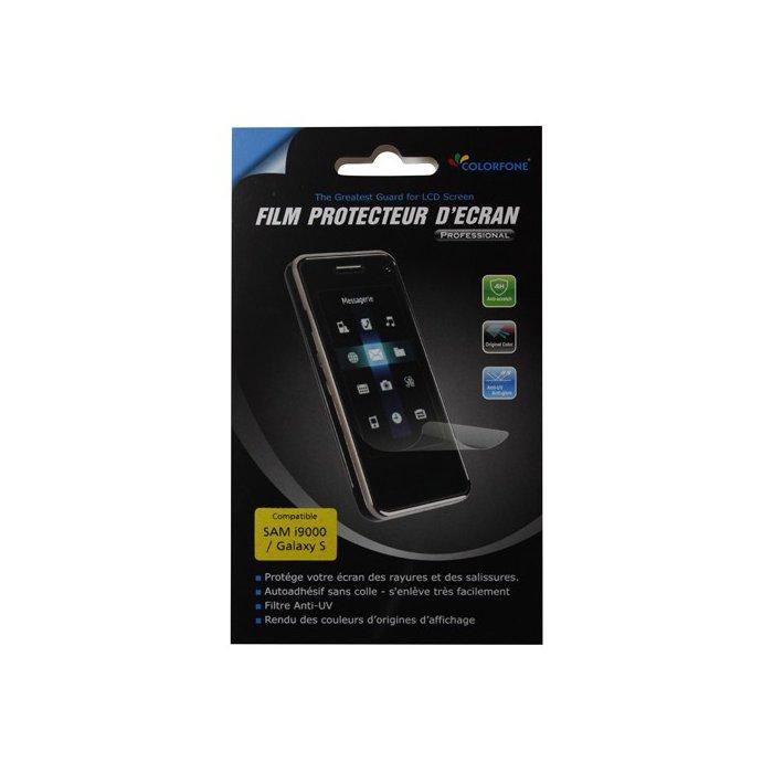 Film de protection transparent Samsung Galaxy i9000S