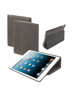 Muvit etui fold stand up gris apple ipad mini