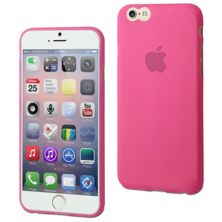 coque thingel rose apple iphone 6