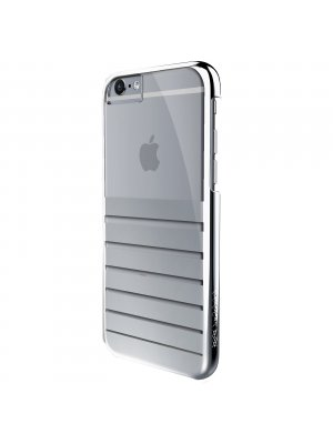 Xdoria Coque Protection Engage Plus Chrome Argent Apple iPhone 6