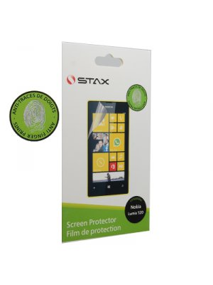 Film de protection anti-traces de doights pour Nokia Lumia 520