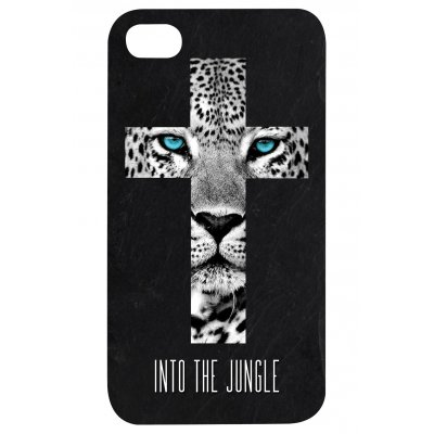 Coque into the jungle pour Apple iPhone 4 / 4S
