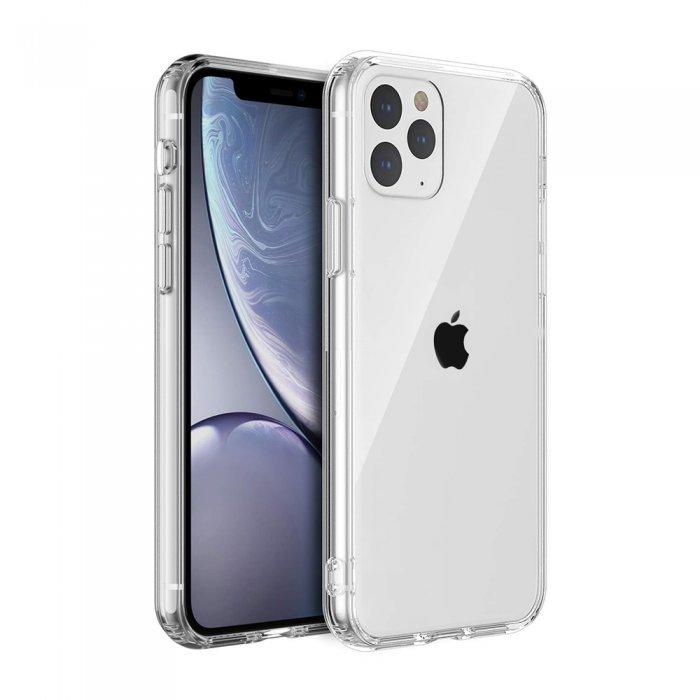 coque apple iphone 11 pro souple en silicone transparente