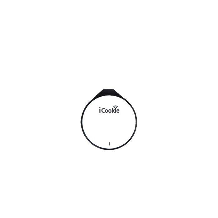 Traqueur d'objet iCookie blanc