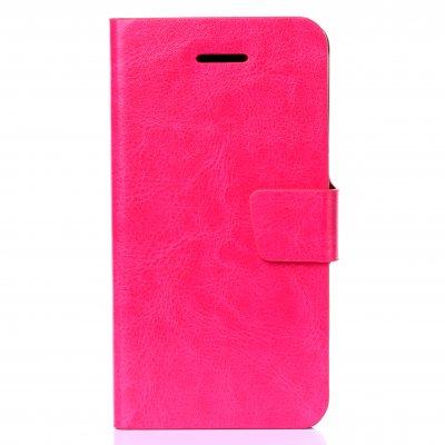 Etui livre rose fushia pour Apple iPhone 6 Plus 5.5''