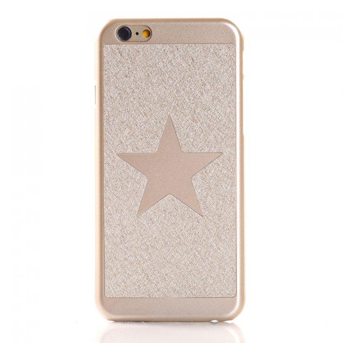 Coque étoile gold pour Apple iPhone 6