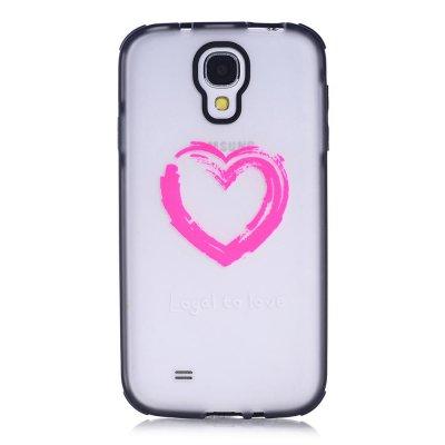 Coque transparente Loyal to love phosphorescent Samsung Galaxy s4