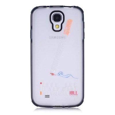 Coque transparente Smoke Samsung Galaxy s4