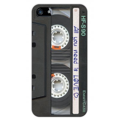 Coque Cassette pour Apple iPhone 4/4S
