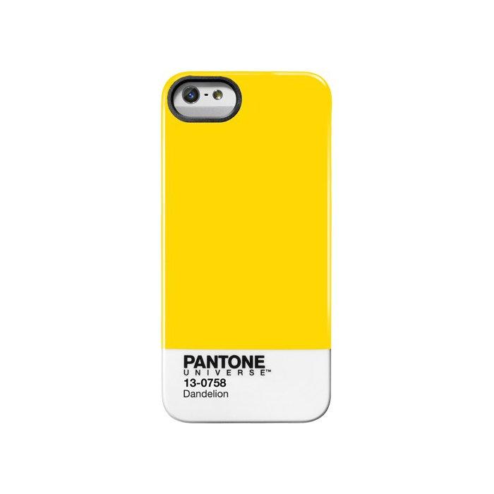 coque pantone jaune iphone 5s