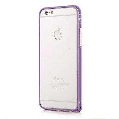Bumper métallique rose pour Apple iPhone 6 Plus