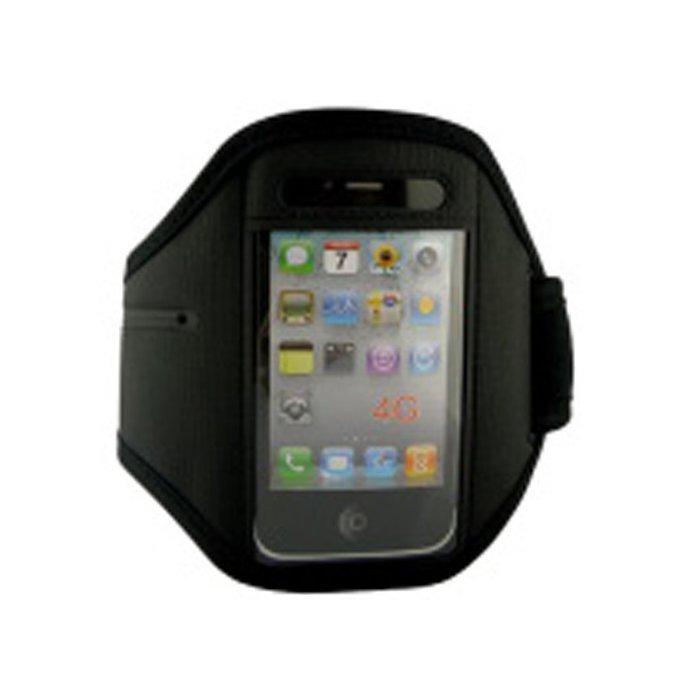 Brassard Noir iPhone 4 / 4S