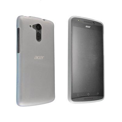 Coque Silicone transparente pour Acer Liquid E700