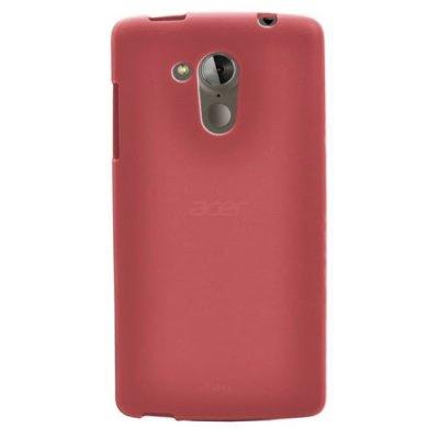 Coque Silicone rose pour Acer Liquid Z500