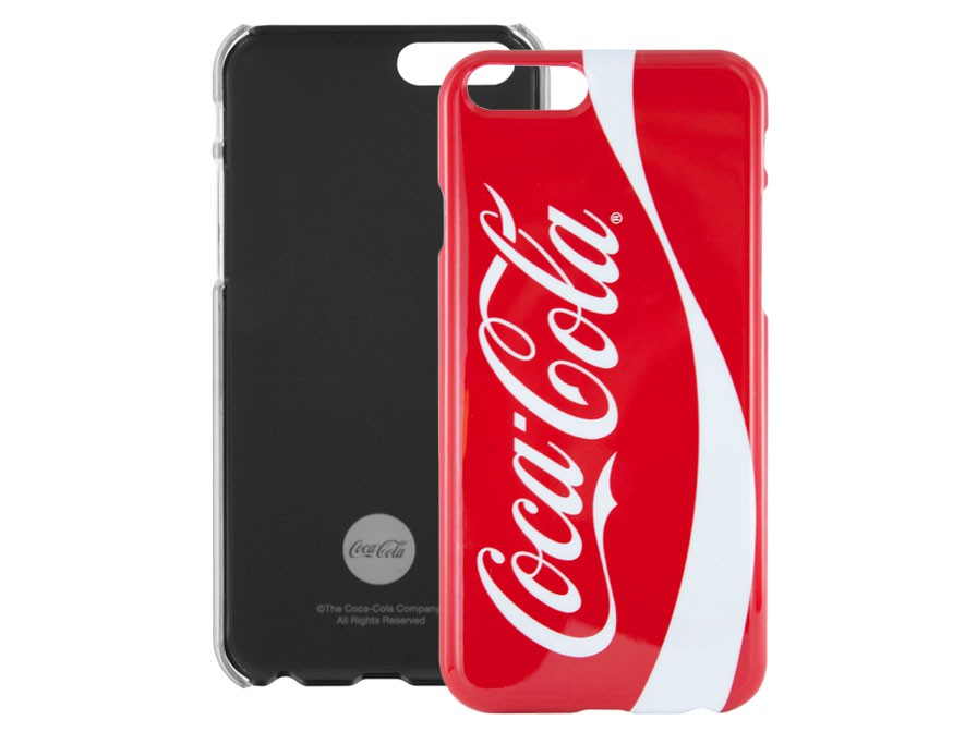 coque coca cola pour apple iphone 6 et 6s original logo