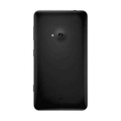 Coque TPU Noire pour Nokia Lumia 625