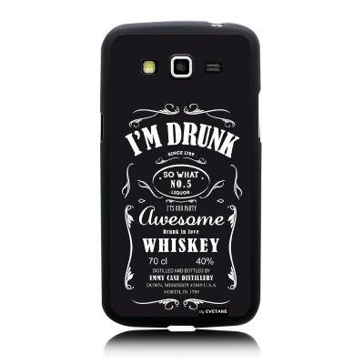 Coque rigide I'm Drunk pour Samsung Galaxy Core Plus