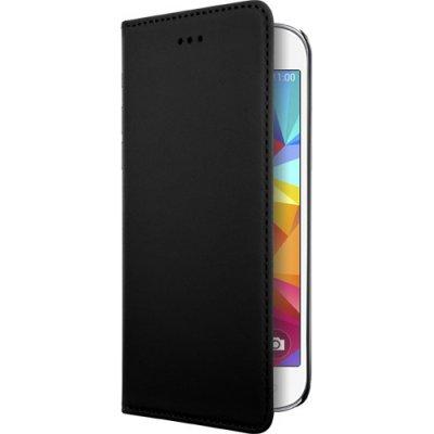 Etui folio noir pour Samsung Galaxy Core Prime G360