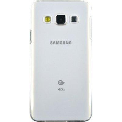 Coque rigide transparente pour Samsung Galaxy A3 A300