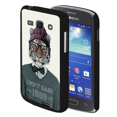 Coque rigide Tigre fashion pour Samsung Galaxy ACE 4