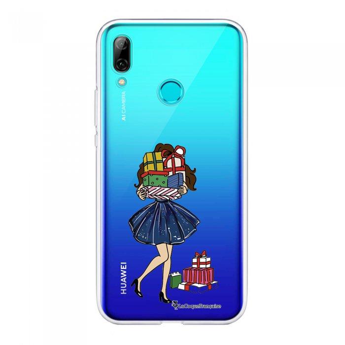 Coque Souple Huawei P Smart 2019 souple transparente Cadeaux de Noel Motif Ecriture Tendance La Coque Francaise