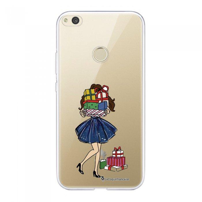 Coque Huawei P8 Lite 2017 souple transparente Cadeaux de Noel Motif Ecriture Tendance La Coque Francaise.